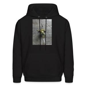 lizard hoodie - Men's Hoodie
