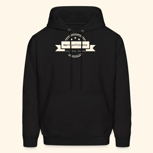 Warrior Fitness - Men's Hoodie