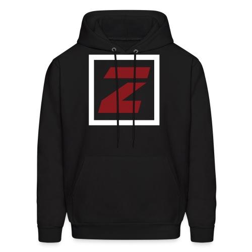 Zimpel Zondag logo - Men's Hoodie