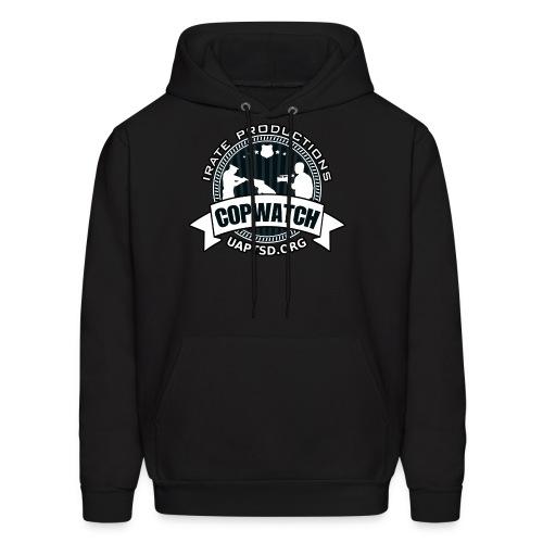 IRATE Productions Copwatch - Men's Hoodie