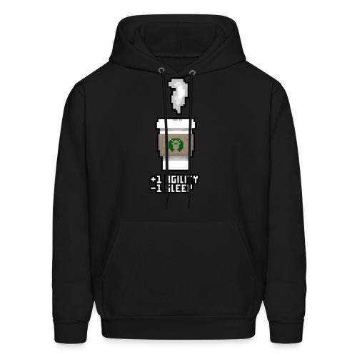Pixel Coffee - Men's Hoodie
