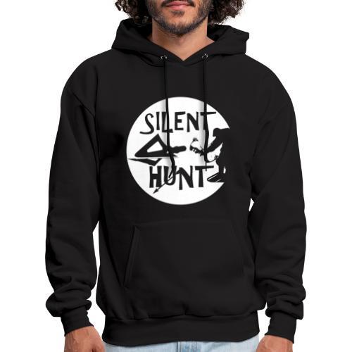 Reel Hunt Silent Hunt, bow and arrow hunting - Men's Hoodie