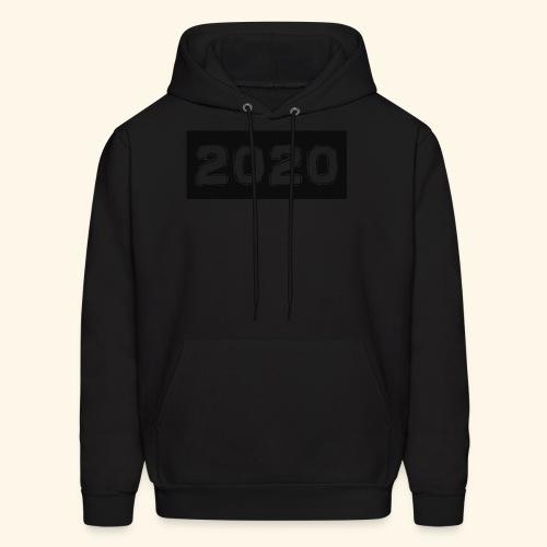 2020 Top - Men's Hoodie