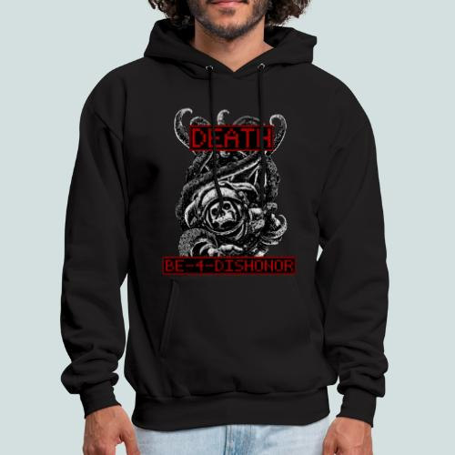 Clyde North DEATH BE-4-DISHONOR - Men's Hoodie