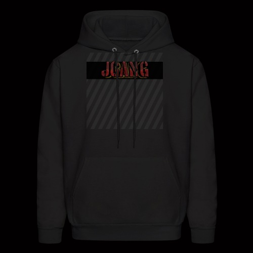 Red shark - Men's Hoodie