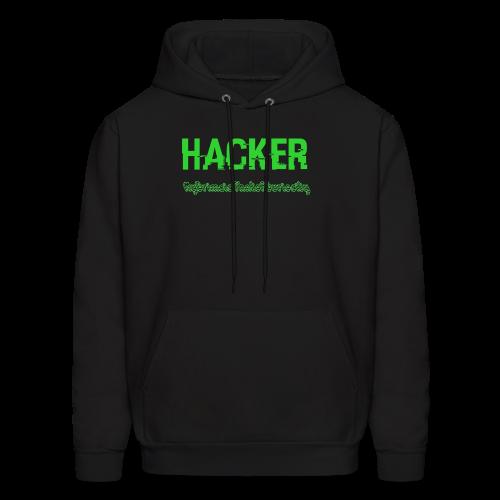 The Hacker - Men's Hoodie