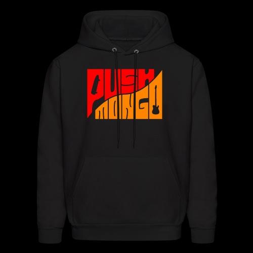 Push Mongo Logo - Men's Hoodie