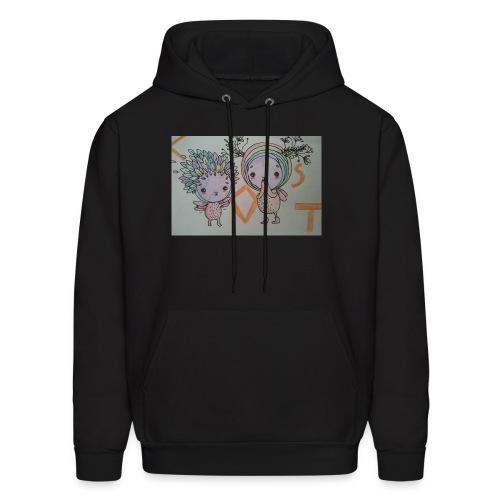 Lost album art - Men's Hoodie