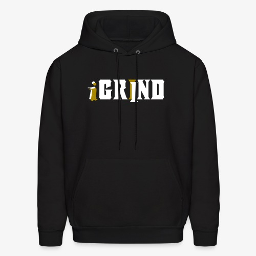 The Official iGrind Merchandise - Men's Hoodie