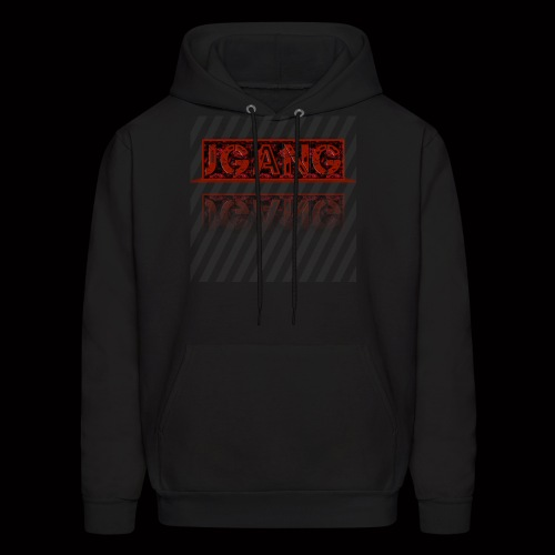 RED ROSE - Men's Hoodie