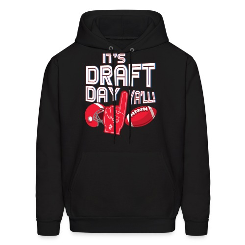 Fantasy Football Draft Day League Men Women Gift - Men's Hoodie