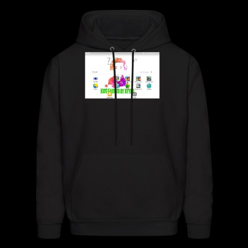 My ipad home page cup - Men's Hoodie
