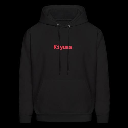 Kiyuma Logo - Men's Hoodie