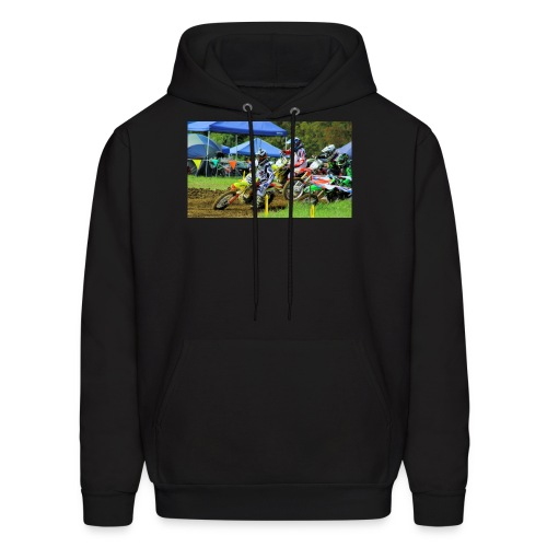 Briarcliff Battle for Ohio2013 525 - Men's Hoodie