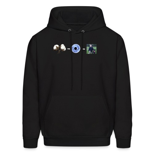 Cotton - Eye - Joe - Men's Hoodie
