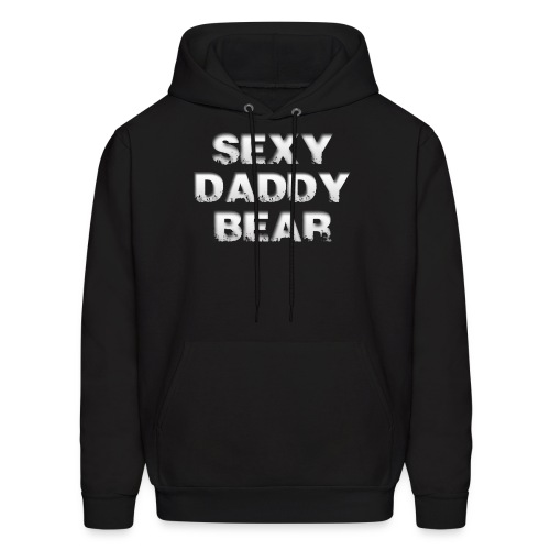 SEXY DADDY BEAR - Men's Hoodie