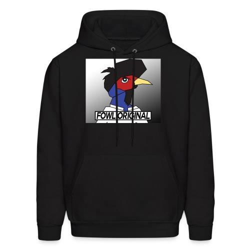 Fowl Original Logo - Men's Hoodie