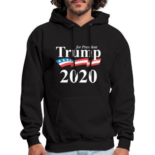 Trump for president 2020 - Men's Hoodie
