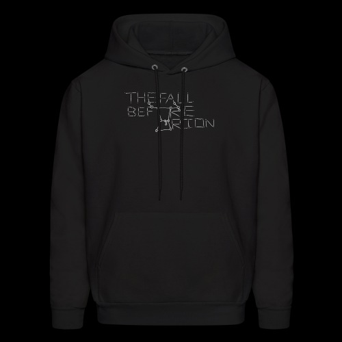 The Fall Before Orion Logo (White) - Men's Hoodie