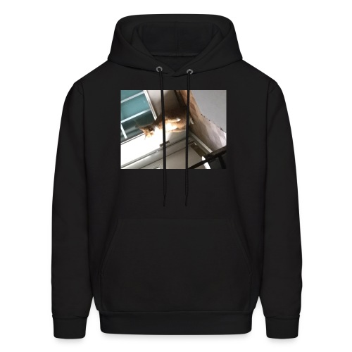 Stand cat T-shirt - Men's Hoodie