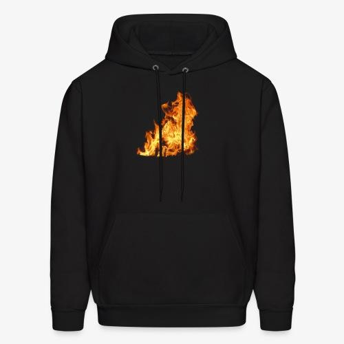 Fire Merch - Men's Hoodie