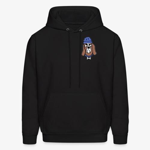 bean dog7 - Men's Hoodie
