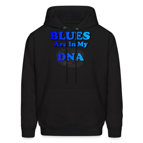 Blues DNA - Men's Hoodie