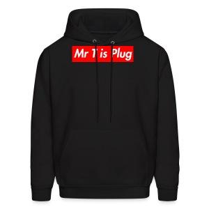 Mr T is supreme Plug - Men's Hoodie