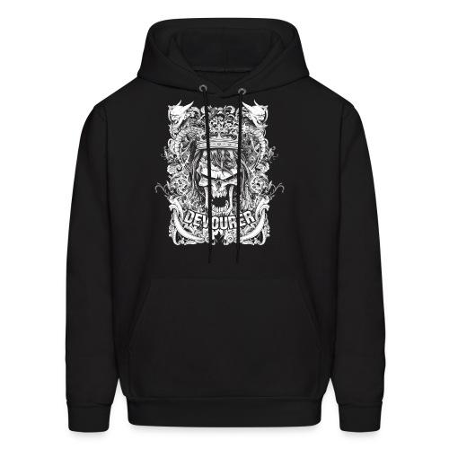 Devourer tshirt design P40Edesign - Men's Hoodie