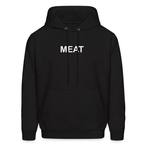 Meat - Men's Hoodie