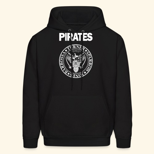Punk Rock Pirates [heroes] - Men's Hoodie