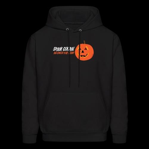 Spook Central, Halloween Year Round - Men's Hoodie