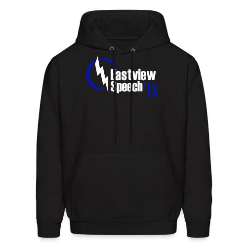 Eastview Speech Logo - Men's Hoodie