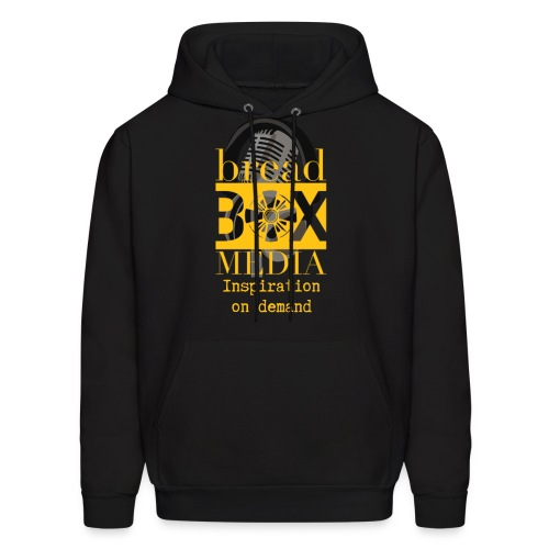 Breadbox Media - Inspiration on demand - Men's Hoodie
