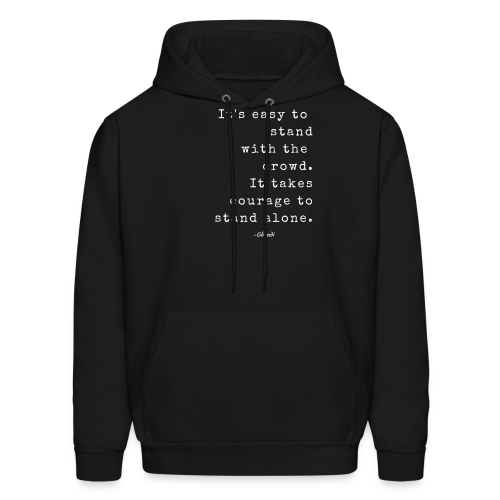 STAND ALONE - Men's Hoodie