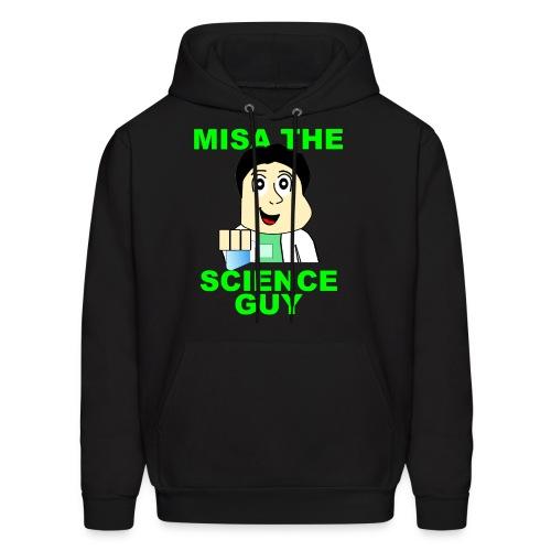 Misa the science guy Merch - Men's Hoodie