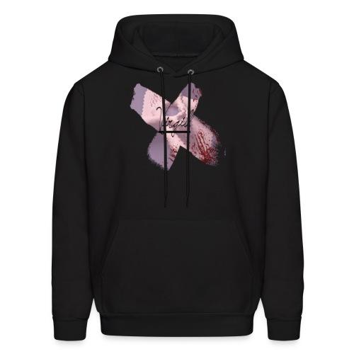 Virgill X Cross - Men's Hoodie