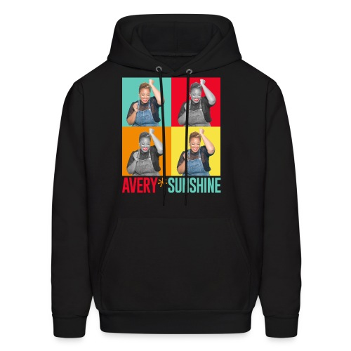 Hollywood Squares - Men's Hoodie