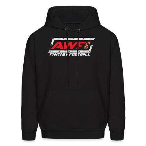 AWF Official Logo - Men's Hoodie