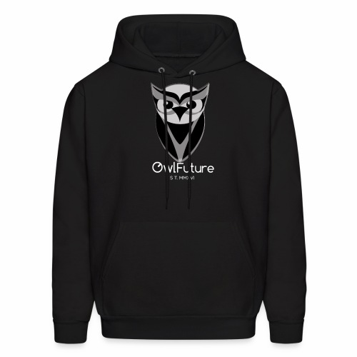 Owl Future - Black weapons - Men's Hoodie