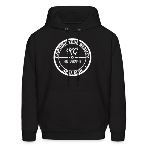 KG PHOTOGRAPHY CAPTURE YOUR BEAUTY - Men's Hoodie