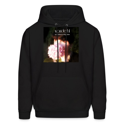 WONDERFUL OFFICIAL ALBUM ART - Men's Hoodie