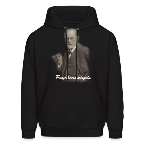Sigmund Freud 2 - Men's Hoodie