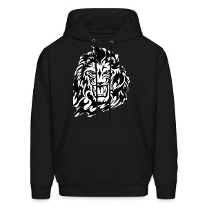 DP Branded-Lion - Men's Hoodie