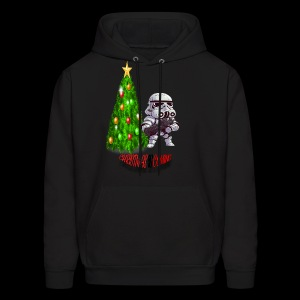 StarWars #ChristmasIsComing - Men's Hoodie