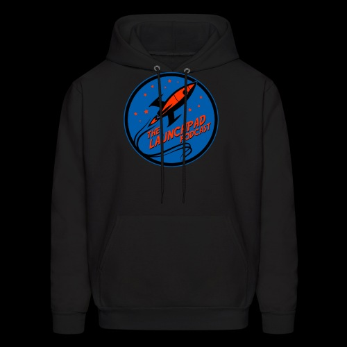 Launchpad Podcast Logo - Men's Hoodie