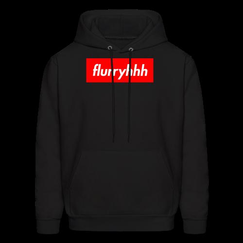 flurry - Men's Hoodie