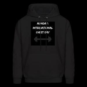 International chest day - Men's Hoodie