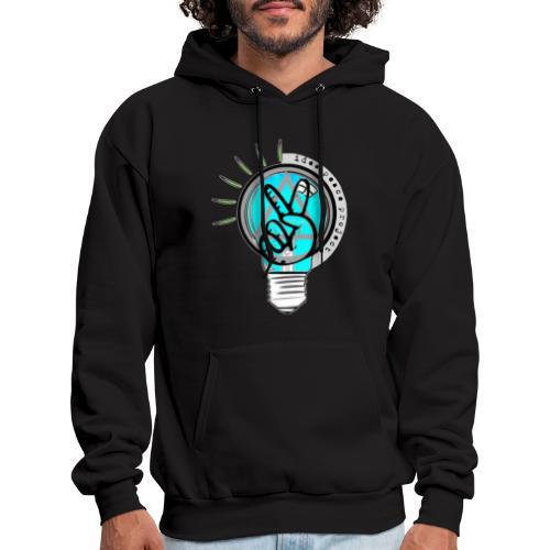 Idea peace project black series - Men's Hoodie