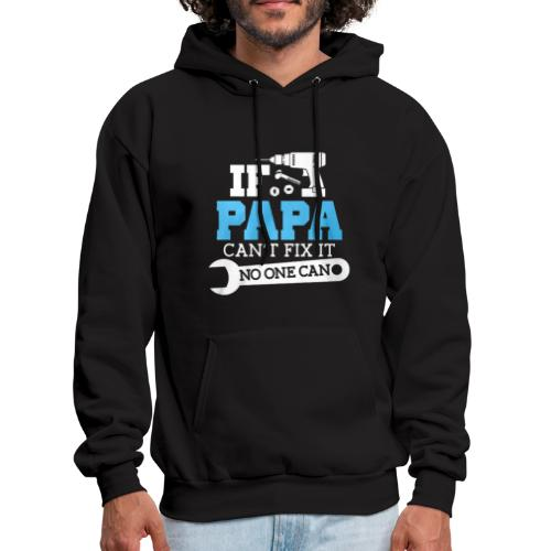 Papa Tshirts | Gifts For PAPA - Men's Hoodie
